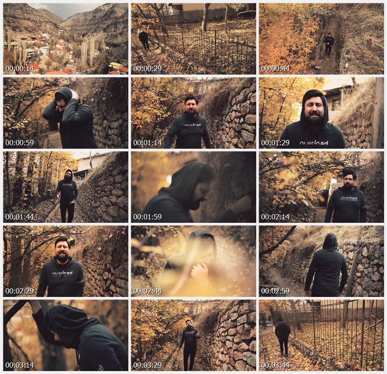 دانلود موزیک ویدیو محمد علیزاده به نام خاطرت تخت
