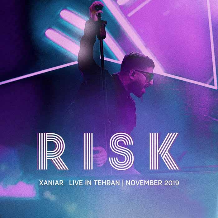 دانلود اجرای زندهآهنگ زانیار به نام ریسک