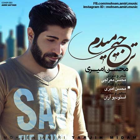 دانلود آهنگ جدید محسن امیری به نام ترجیح میدم